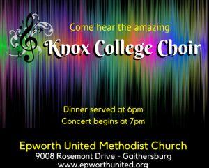 Knox College Choir Concert