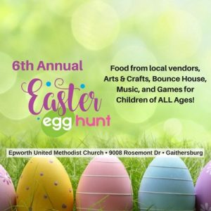 6th Annual Easter Egg Hunt