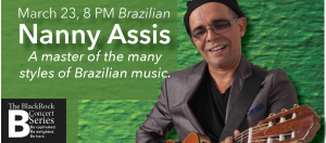 The B Concert Series: Nanny Assis