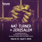 Nat Turner in Jersualem