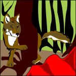 Little Red Riding Hood by Seymour Barab