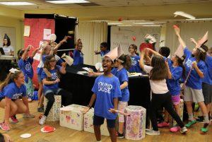 Round House Theatre Summer Camp