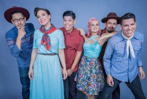 Las Cafeteras was formed in 2008 to document the histories of its members' California neighborhoods through music.