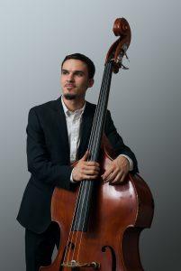Eliot Seppa is the Chris Barrick Quartet's bass player.