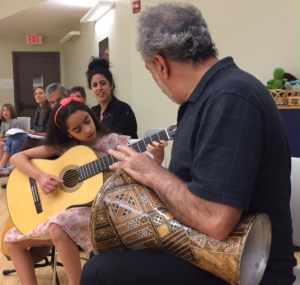 April Community Sing: Celebrate Earth Day and Arab...