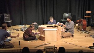 Creative Improvised Music and Dance