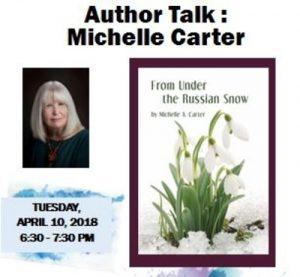 Author Talk: Michelle Carter