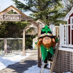 St. Patrick's Day Green and Growing Scavenger Hunt