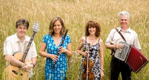 Laura Byrne & the Hedge Band with the Teelin I...