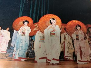 Opera International presented Madame Butterfly in 1997.