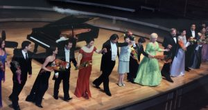 Vocal Gala honoring Nancy Peery Marriott for her support of the arts, 2006.