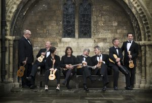 The Ukulele Orchestra of Great Britain at Canterbury Cathedral