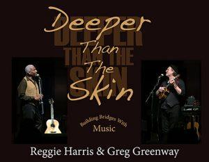 Deeper than the Skin Album Cover