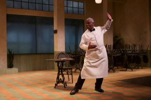 """Craig Wallace is Sam in Round House Theatre's production of """"'Master Harold'…and the Boys."""""""