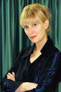 Violinist Alessandra Cuffaro