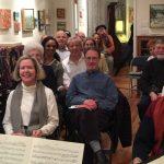 Millennium Arts Salon Benefit House Concert