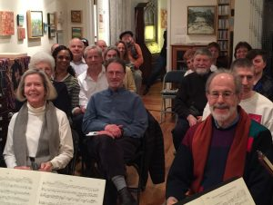 Millennium Arts Salon Benefit House Concert