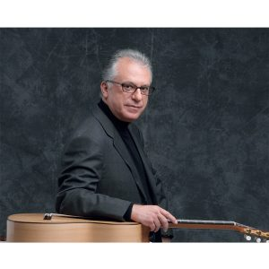 Classical Guitarist: Pepe Romero, Spain