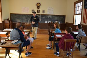 Kingsley Schoolhouse Open House & Guided Tours...