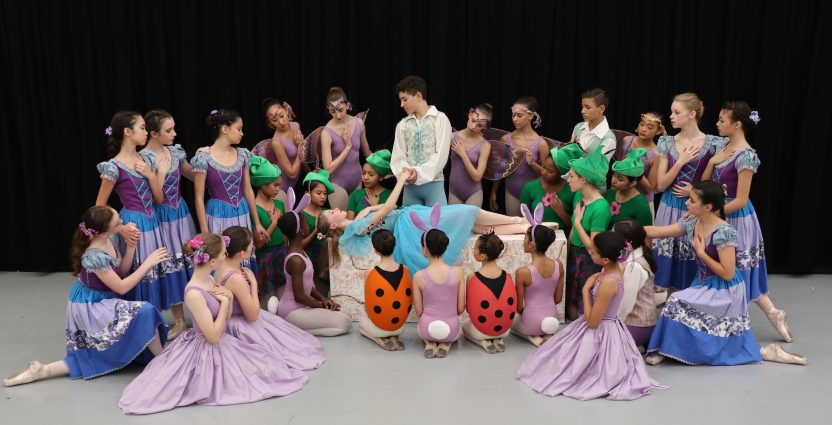 "The fairytale classic ""Snow White"" comes to life at Maryland Youth Ballet."
