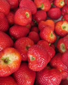 Strawberries will be plentiful in many forms at the Sandy Spring Museum's Strawberry Festival.