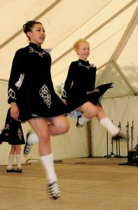 Dancers from the Culkin School of Irish Dance will take the stage.