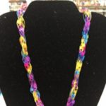 Fingerknit Your Own Ladder Necklace