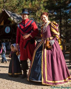 Renn Fest Costume Workshop
