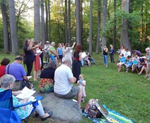 June Community Sing: Solstice in the Park