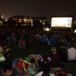 Comcast Xfinity Outdoor Film Festival