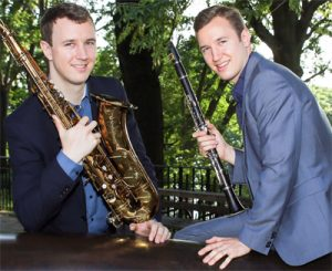 The Anderson Brothers Play Benny Goodman