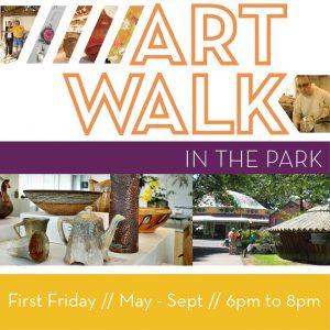 Art Walk in the Park