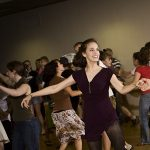 Salsa Lessons and Open Dance!