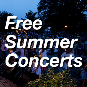 Free Summer Concerts 2018