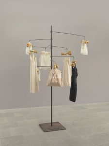 """""""Untitled"""" (1996) is part of the Louise Bourgeois exhibit at Glenstone Mansion."""