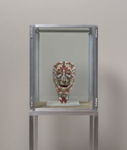 """This Louise Bourgeois piece is """"Untitled"""" (2002)."""