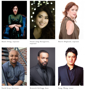 Maryland Lyric Opera Young Artist Institute Concer...