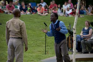 Shakespeare in the Park: A Midsummer Night's Dre...