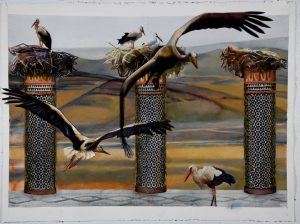 Cheryl Hochberg: The Storks Come to Roost