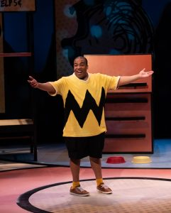 Christopher Michael Richardson as Charlie Brown.