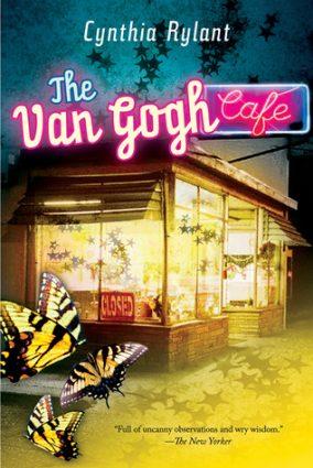 """Cynthia Rylant's """"The Van Gogh Café."""""""
