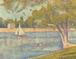 Art Night Out: Georges Seurat and Pointillism
