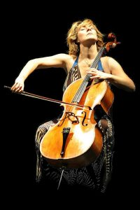Cello, the Magician with Tanya Anisimova