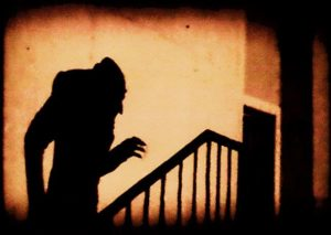 Nosferatu: Silent Horror Film with Andrew E. Simps...