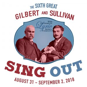 The 6th Great Gilbert & Sullivan Sing Out