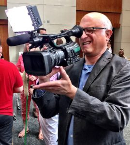 Behind the camera is Jeff Krulik who made the documentary about the stuff of urban legend -- that Led Zeppelin performed in the Wheaton Recreation Center in 1969.