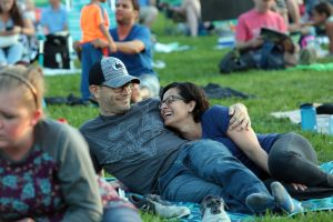 Four evenings of free movies begins on Thursday, Aug. 23, courtesy of the Comcast Xfinity Outdoor Film Festival on the Strathmore Campus in North Bethesda.