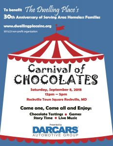 Carnival of Chocolates 2018