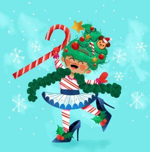 Fancy Nancy's Splendiferous Christmas