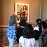 Recorrido de Arte para Niños en Español